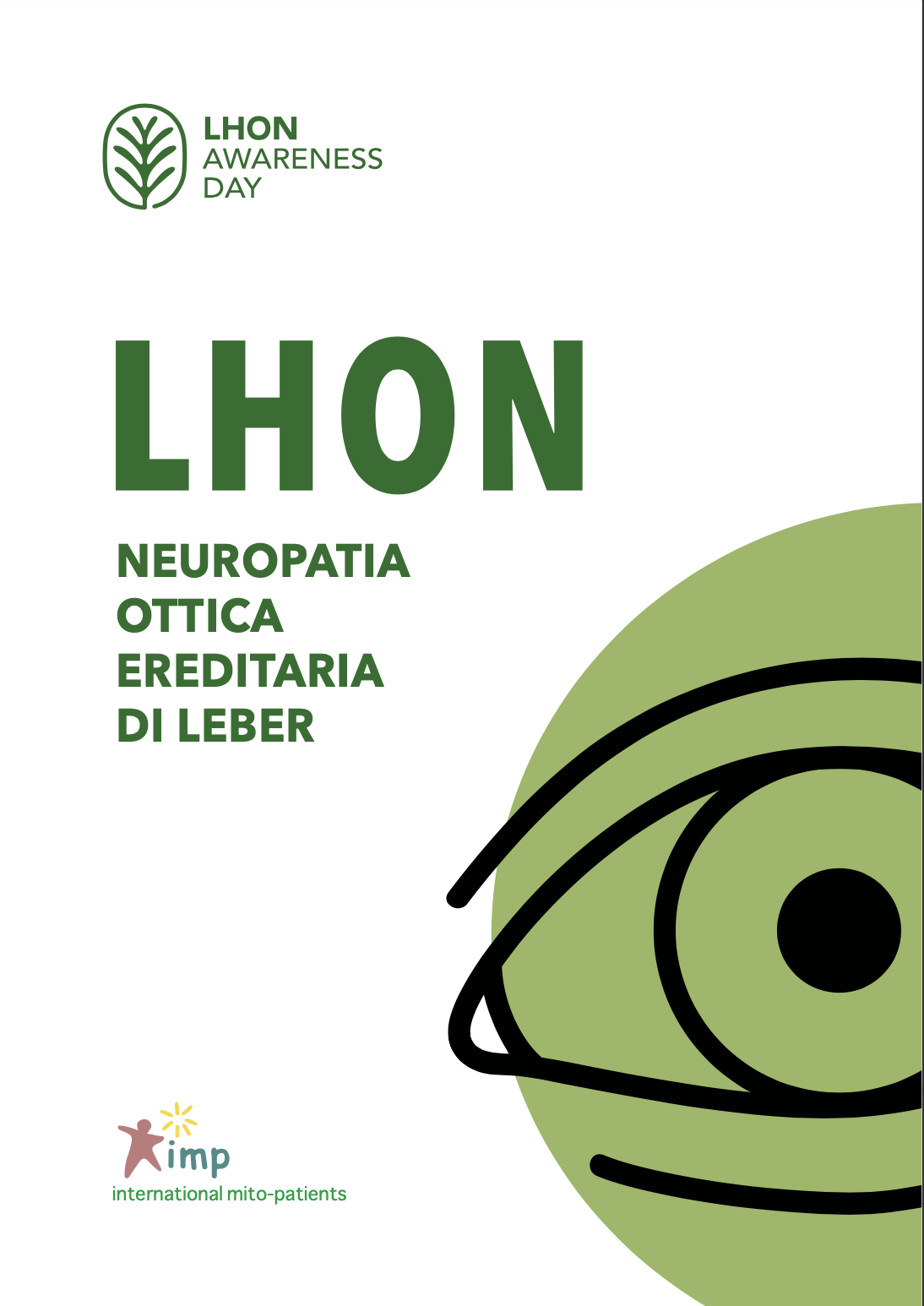 LHON Brochure in Italian
